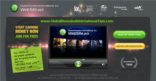 global domains international website